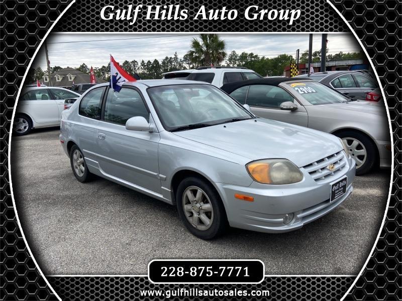 Hyundai Accent GLS 3-Door 2005
