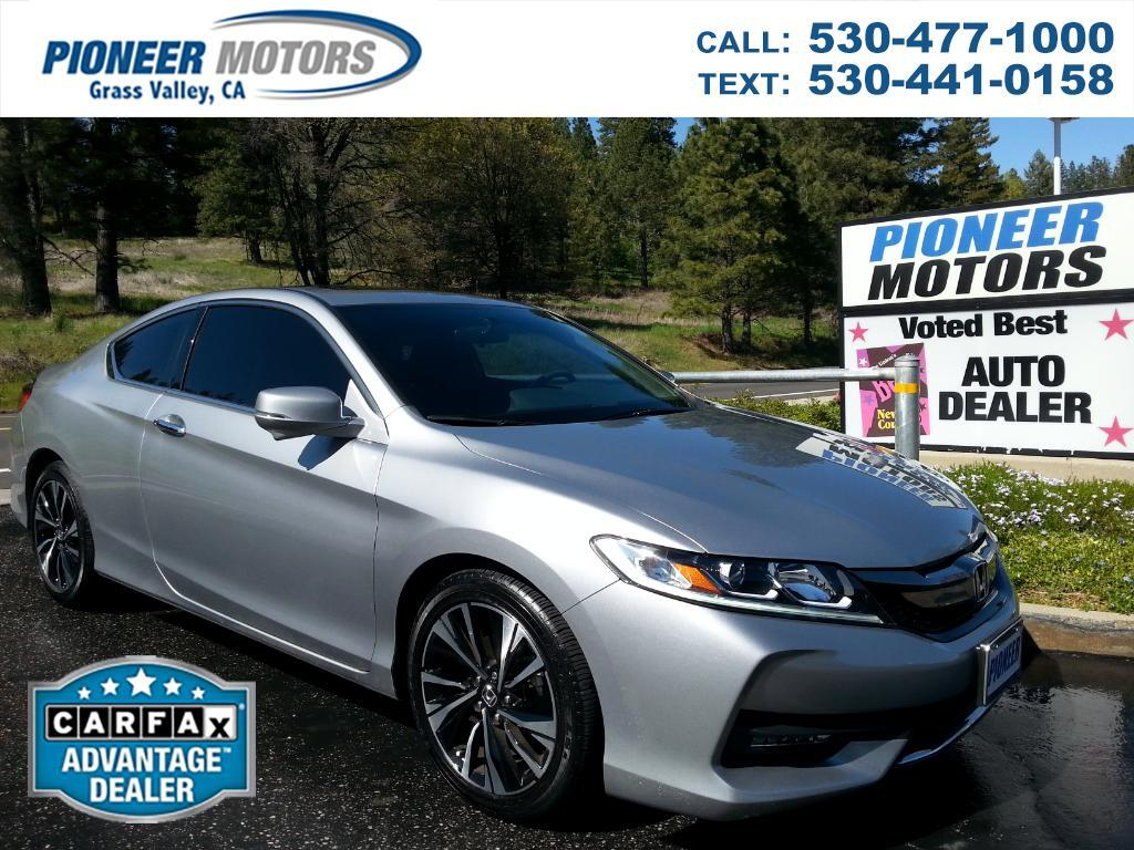 2016 Honda Accord EX Coupe CVT