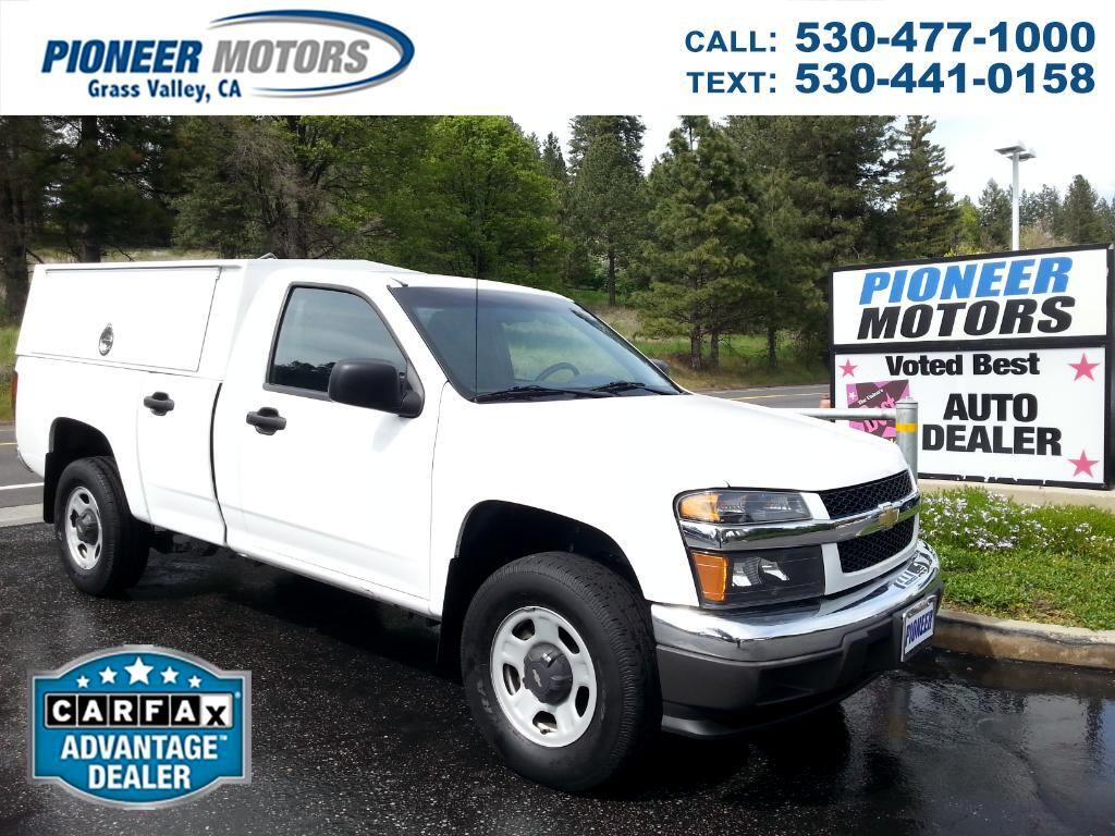 2012 Chevrolet Colorado Regular Cab 2WD