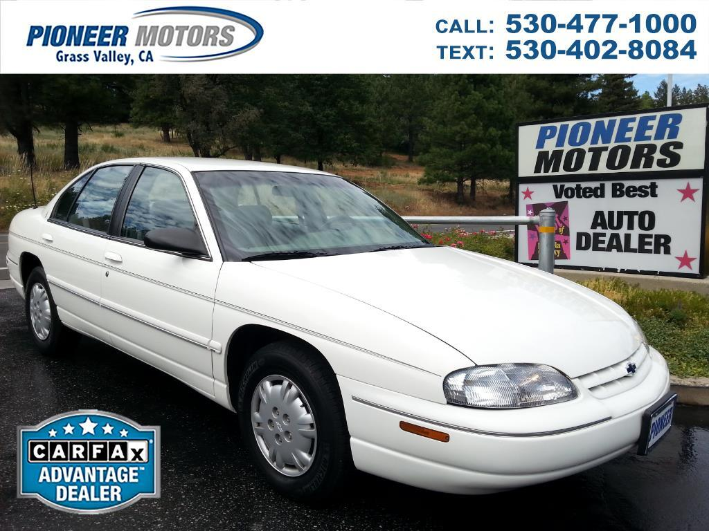 2001 Chevrolet Lumina Sedan