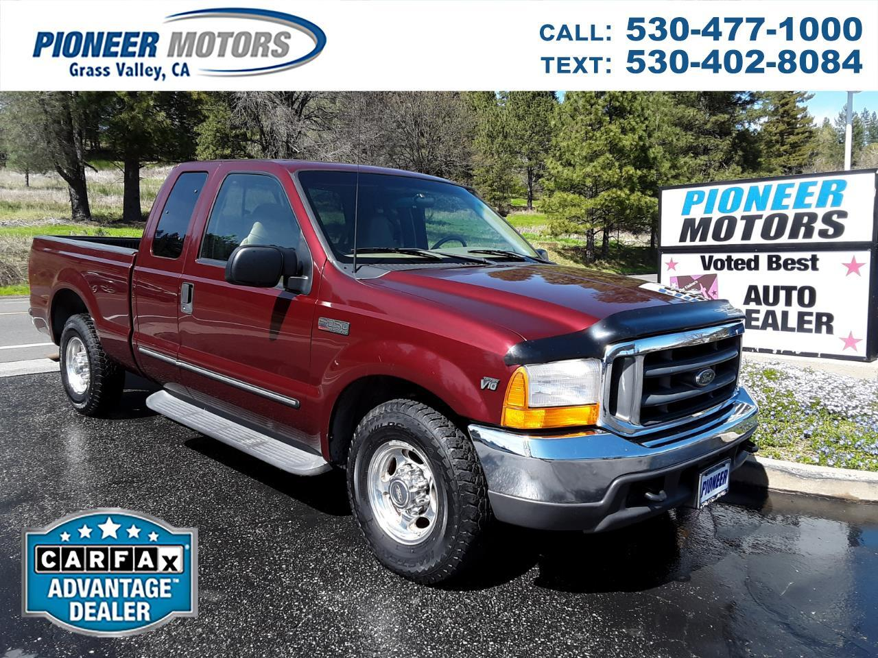 2000 Ford F-250 SD Lariat SuperCab Short Bed 2WD