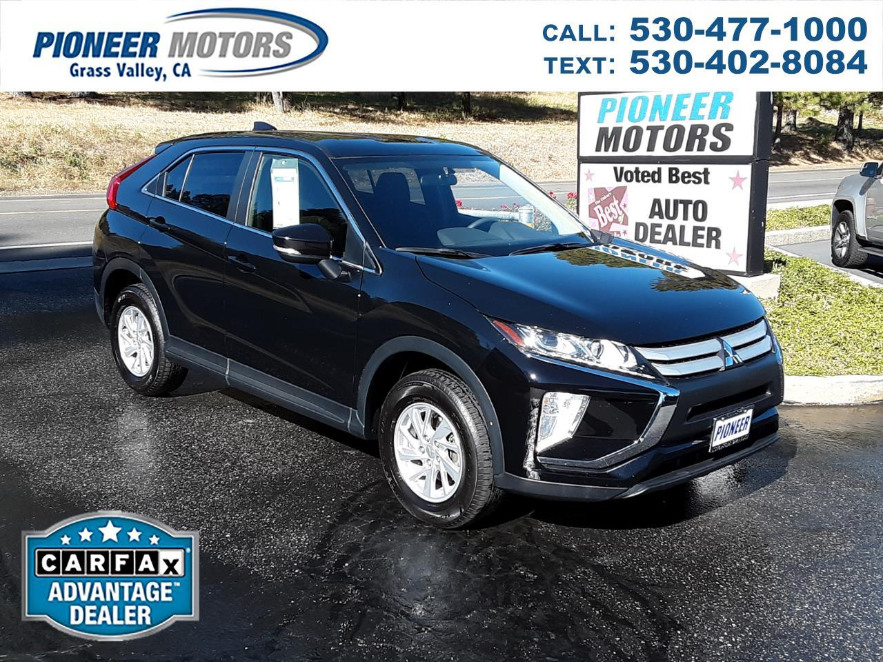 2019 Mitsubishi Eclipse Cross ES SPORT AWD