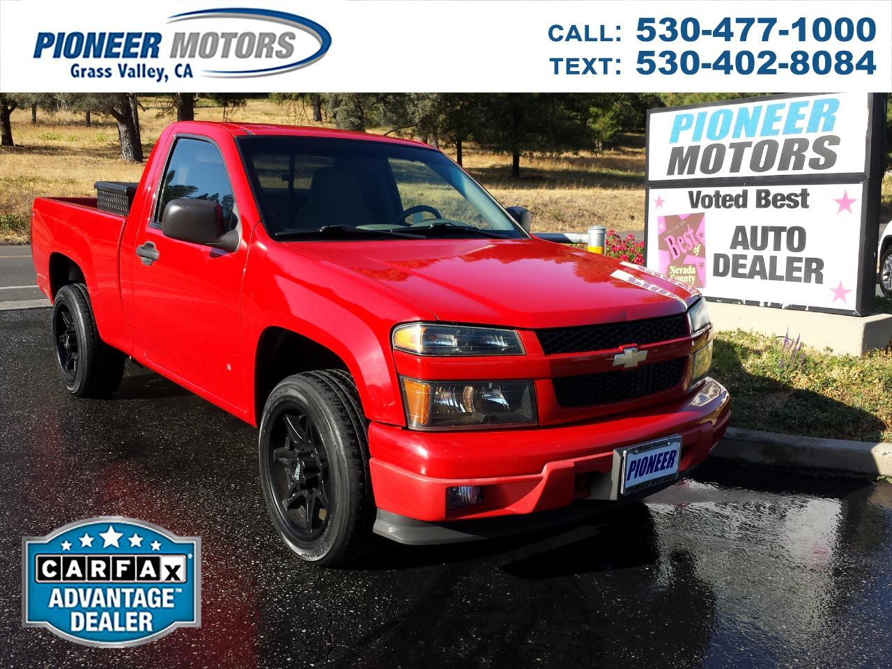 Chevrolet Colorado Work Truck 2WD 2006