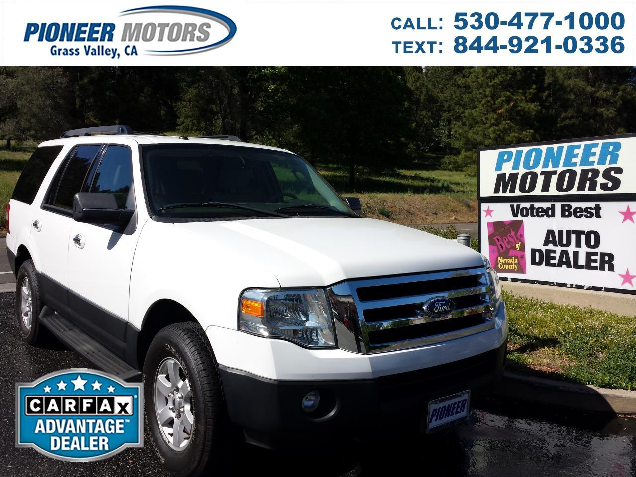 Ford Expedition EL 4WD 4dr XLT 2011