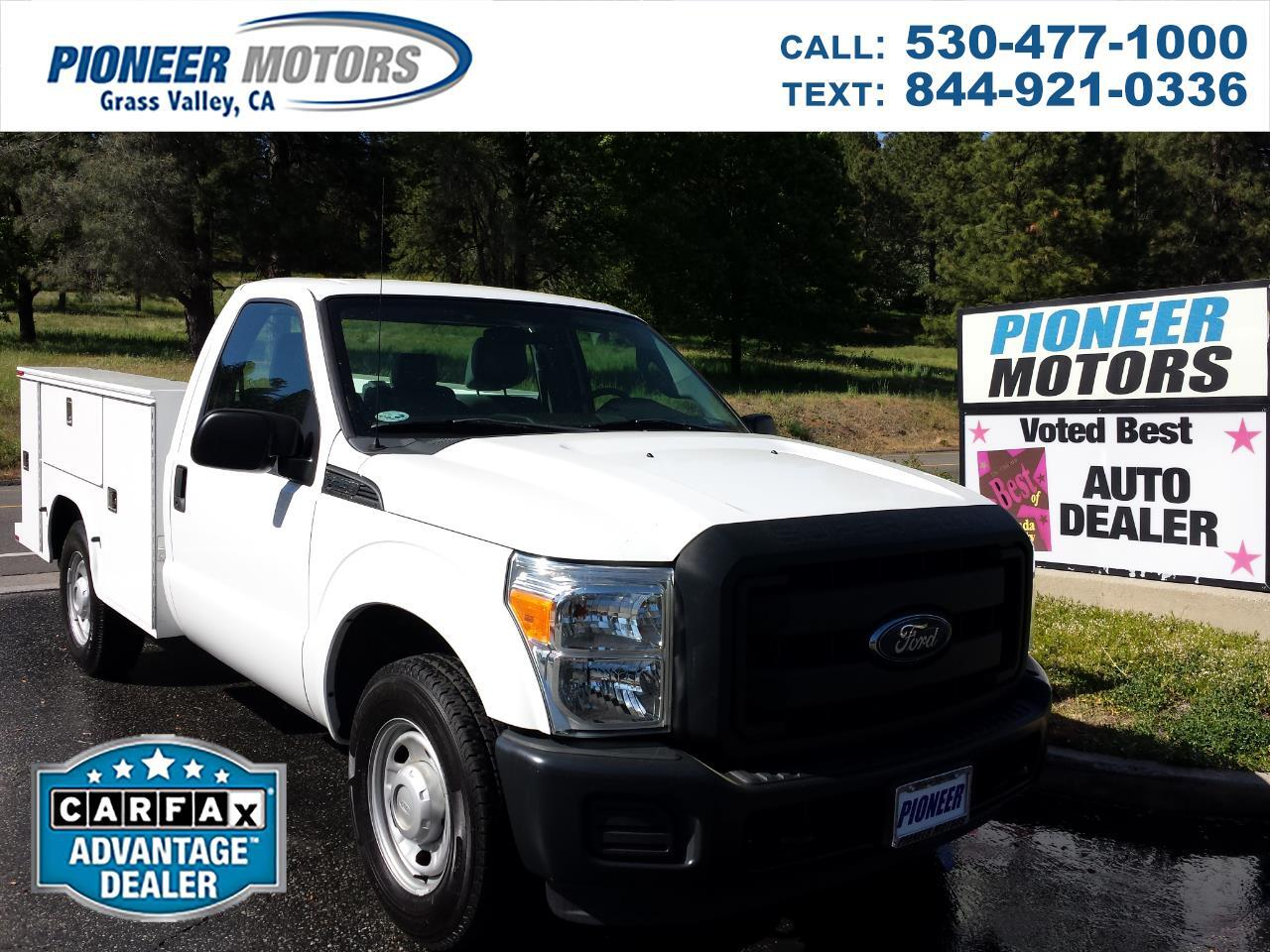 Ford F-250 SD XLT 2WD 2012