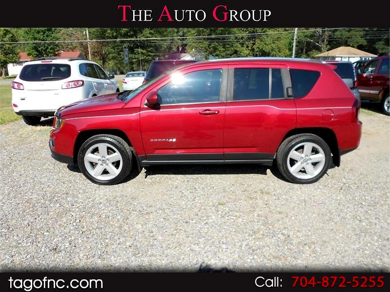 2014 Jeep Compass Latitude FWD