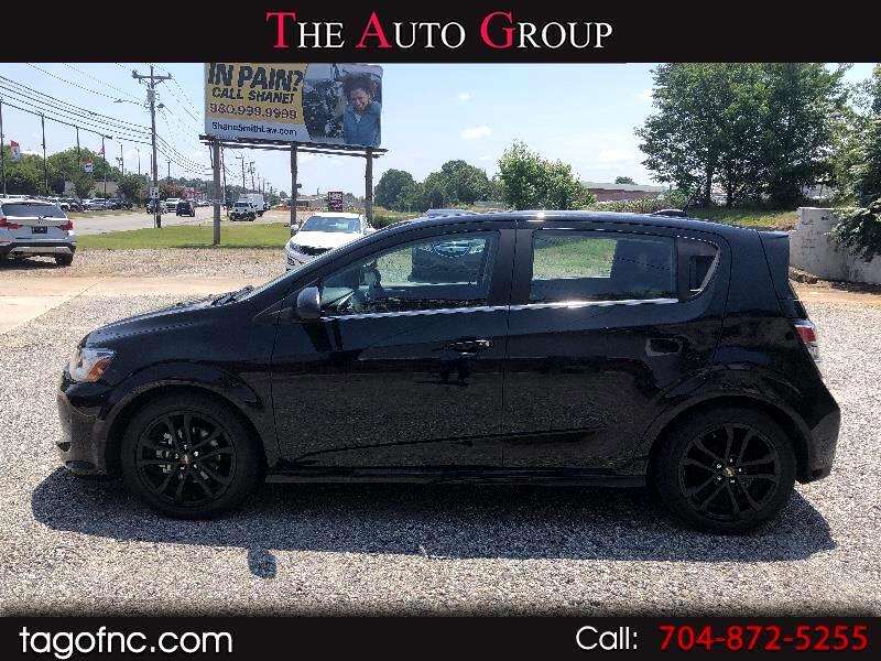 Chevrolet Sonic Premier Auto Hatchback 2017