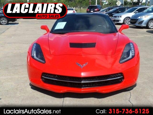 2015 Chevrolet Corvette 3LT Coupe Automatic