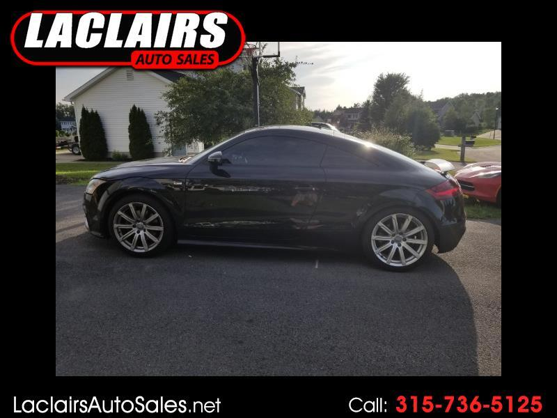Tt Auto Sales >> Used 2014 Audi Tt For Sale In Yorkville Ny 13495 Laclairs Auto Sales