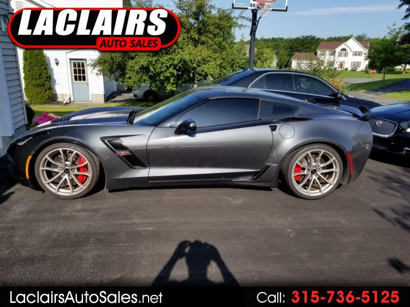 Chevrolet Corvette Grand Sport w/2LT 2017
