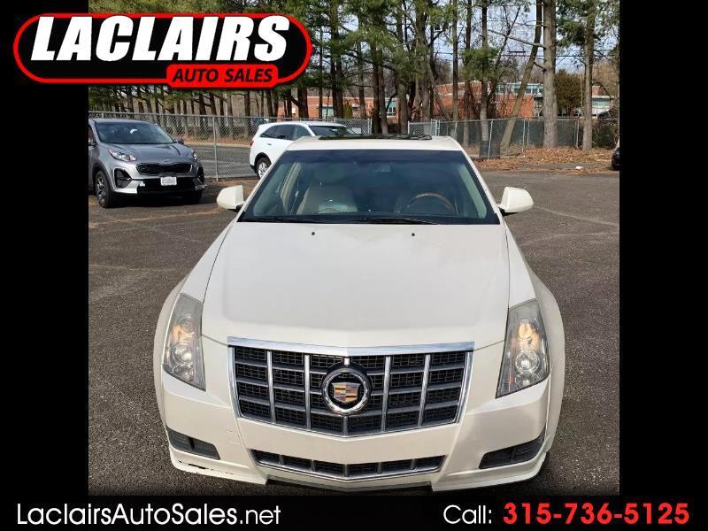 Cadillac CTS Luxury AWD 2012