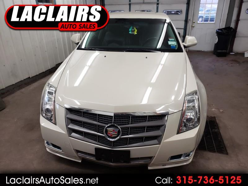 Cadillac CTS 3.6L Performance AWD 2010