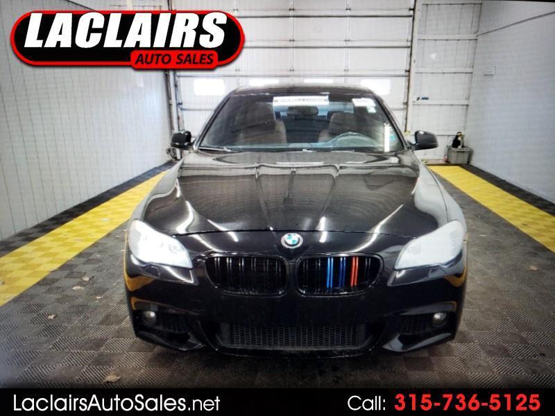 BMW 5-Series 535i xDrive 2012