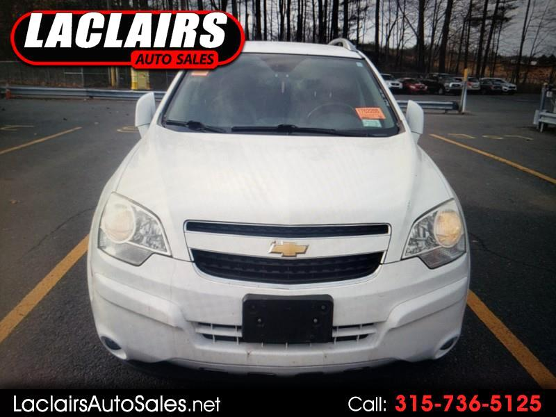 Chevrolet Captiva Sport 1LT FWD 2012