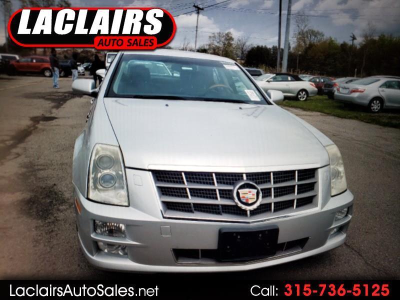 Cadillac STS V6 2010