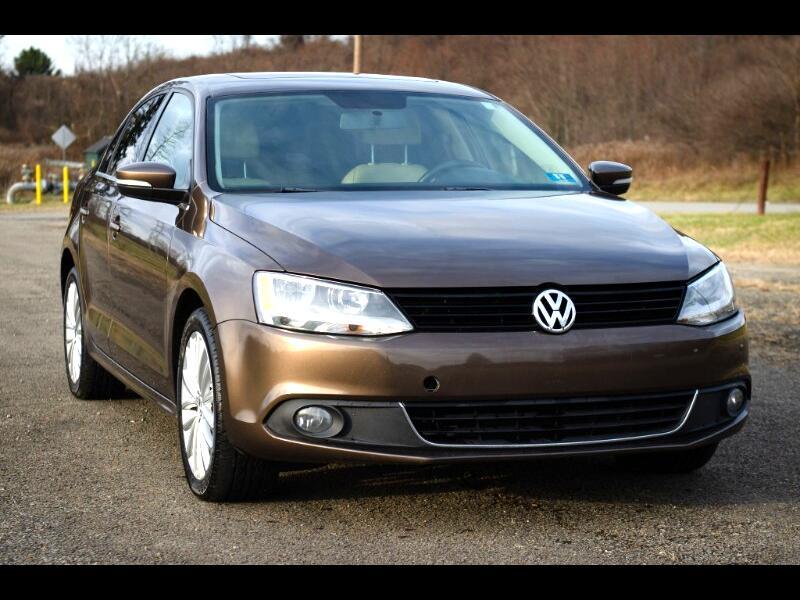 2011 Volkswagen Jetta SEL
