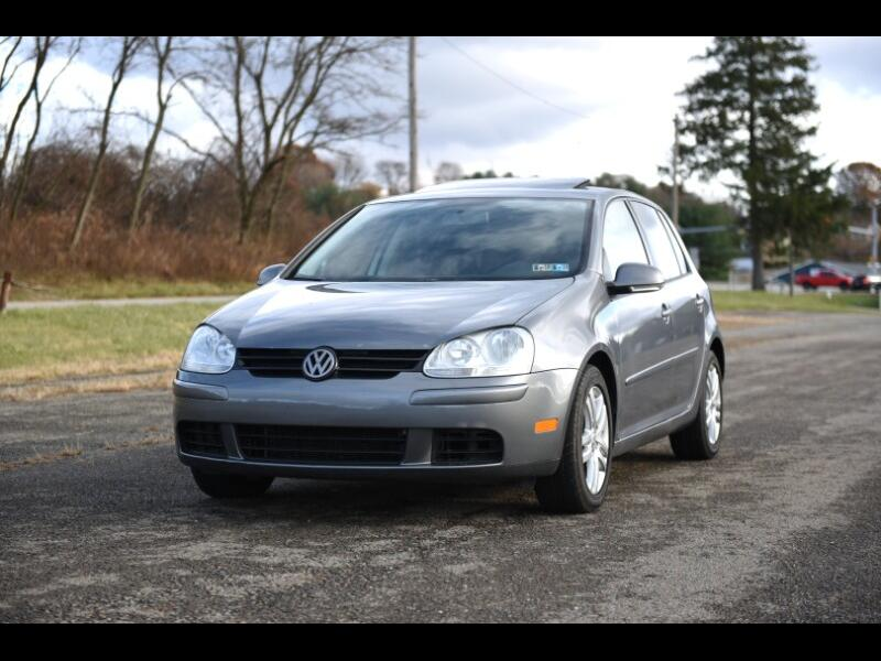 Volkswagen Rabbit 4-Door S 2008