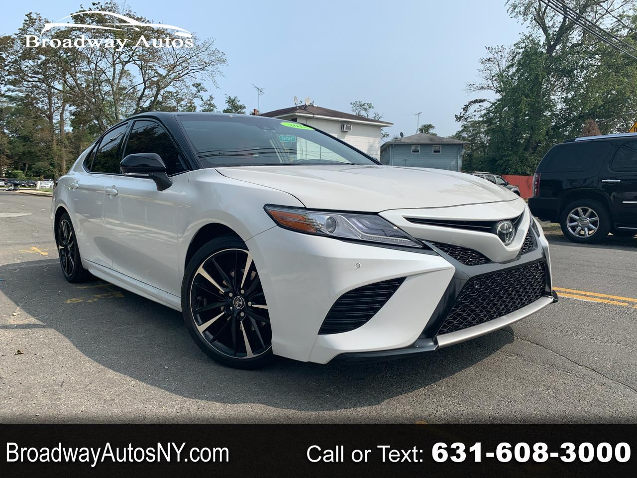 Toyota Camry XSE Auto (Natl) 2018