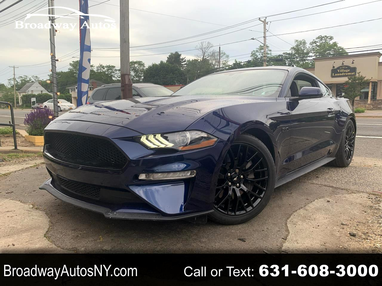 Ford Mustang 2dr Coupe GT 2019