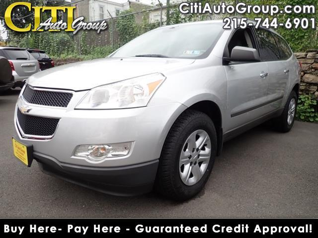 2012 Chevrolet Traverse LS 4dr SUV