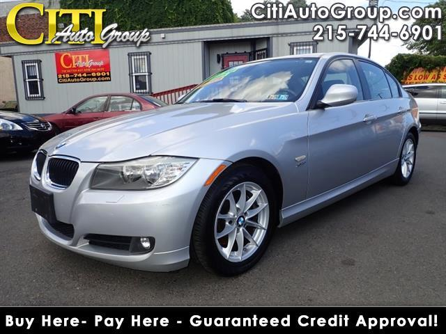 2010 BMW 3-Series AWD 328i xDrive 4dr Sedan SULEV