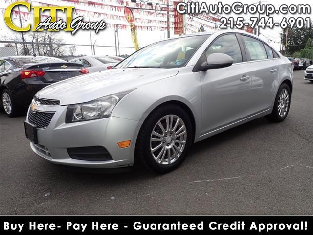 2012 Chevrolet Cruze ECO 4dr Sedan