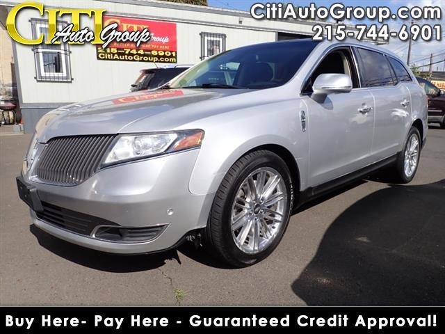 2013 Lincoln MKT AWD EcoBoost 4dr Crossover