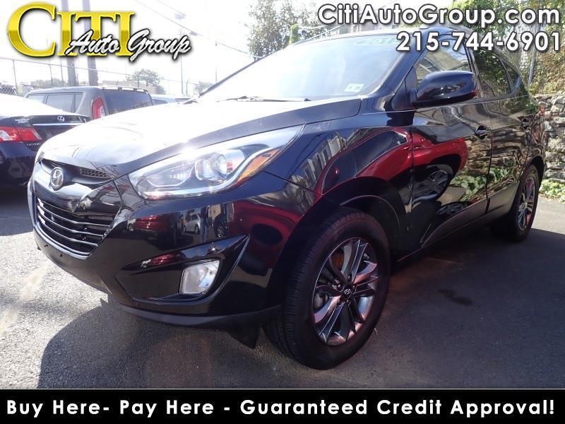 2015 Hyundai Tucson 4dr SUV