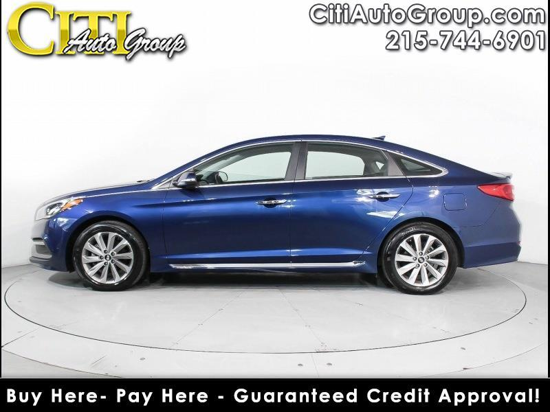 2015 Hyundai Sonata Eco 4dr Sedan