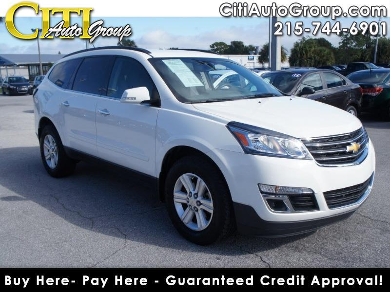 2014 Chevrolet Traverse LS 4dr SUV