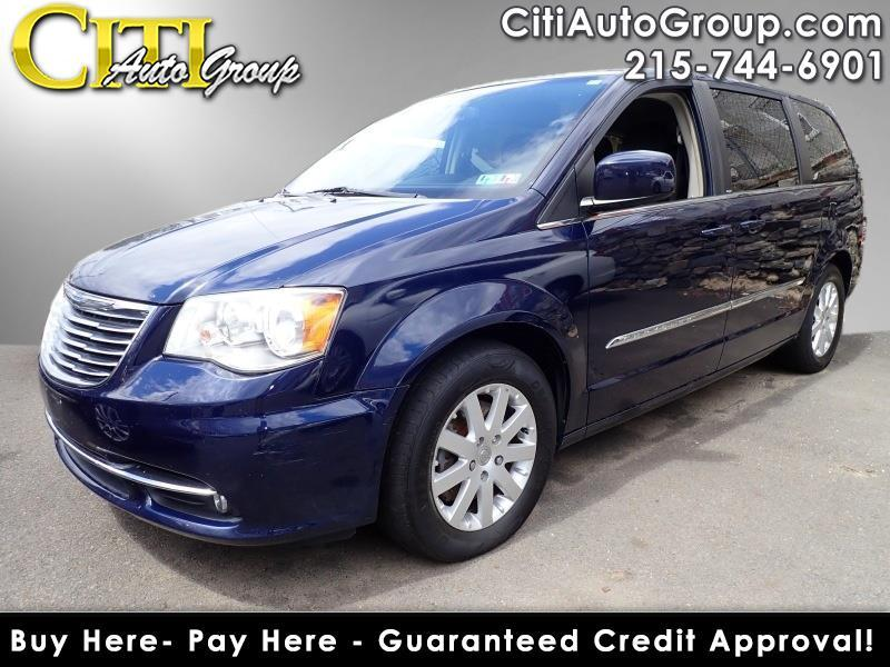 2012 Chrysler Town & Country Touring 4dr Mini-Van