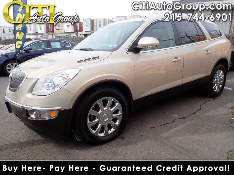 2012 Buick Enclave Leather 4dr Crossover