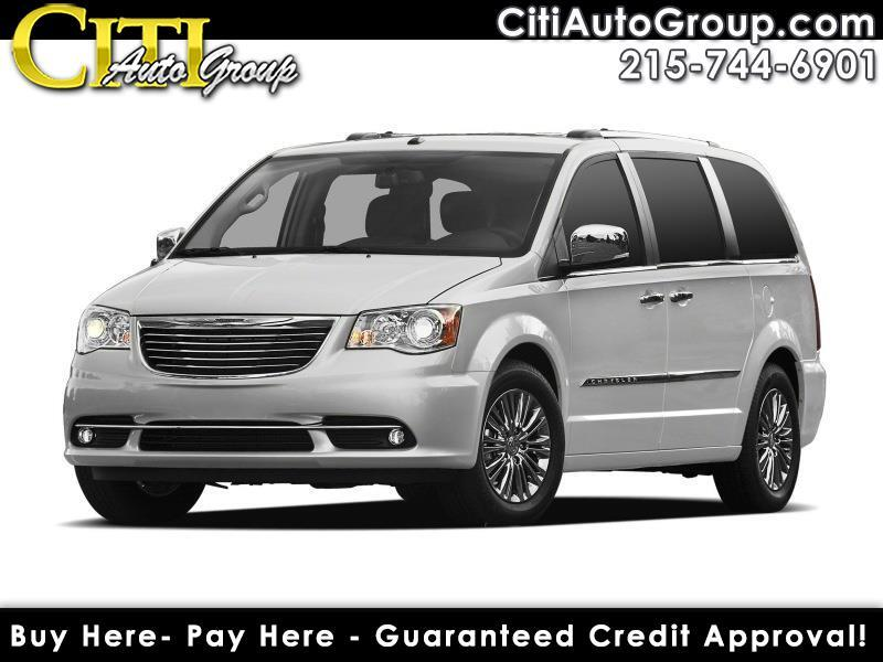 2011 Chrysler Town & Country Touring-L 4dr Mini-Van