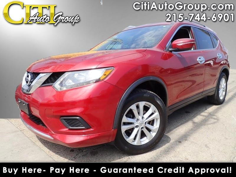 2014 Nissan Rogue AWD SV 4dr Crossover