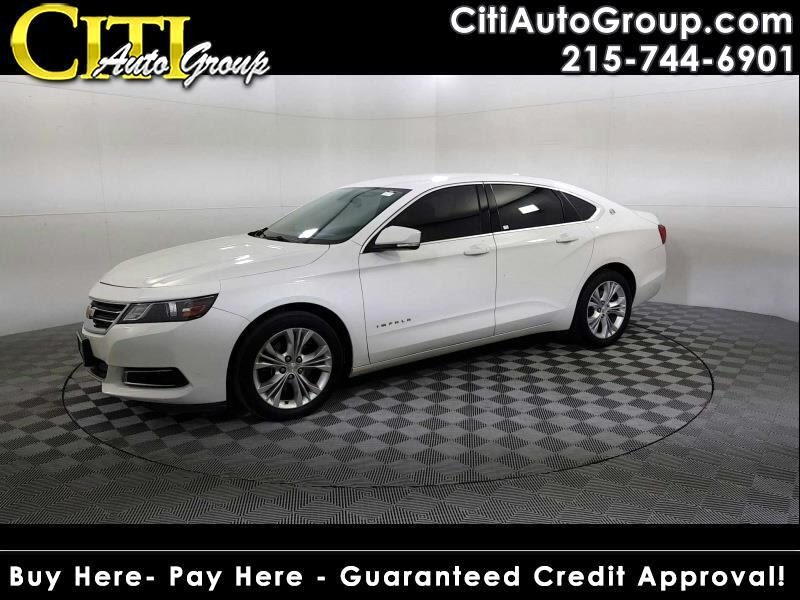 2014 Chevrolet Impala LS Fleet 4dr Sedan