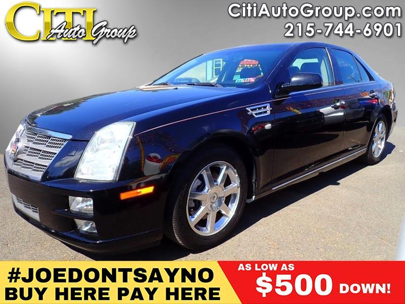 2011 Cadillac STS V6 Luxury 4dr Sedan