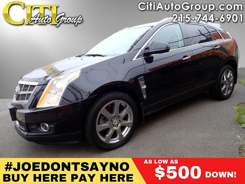 2010 Cadillac SRX Premium Collection 4dr SUV