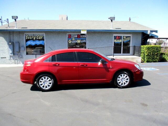 2010 Chrysler Sebring Sedan Touring