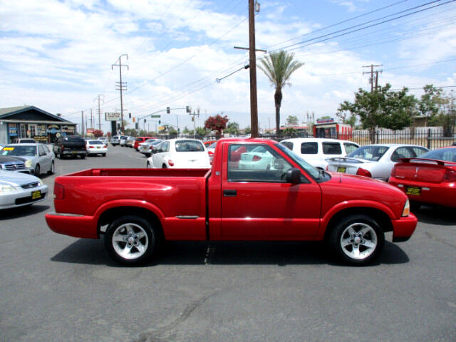 2001 GMC Sonoma SL Short Bed 2WD