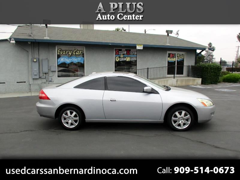 2004 Honda Accord EX coupe AT