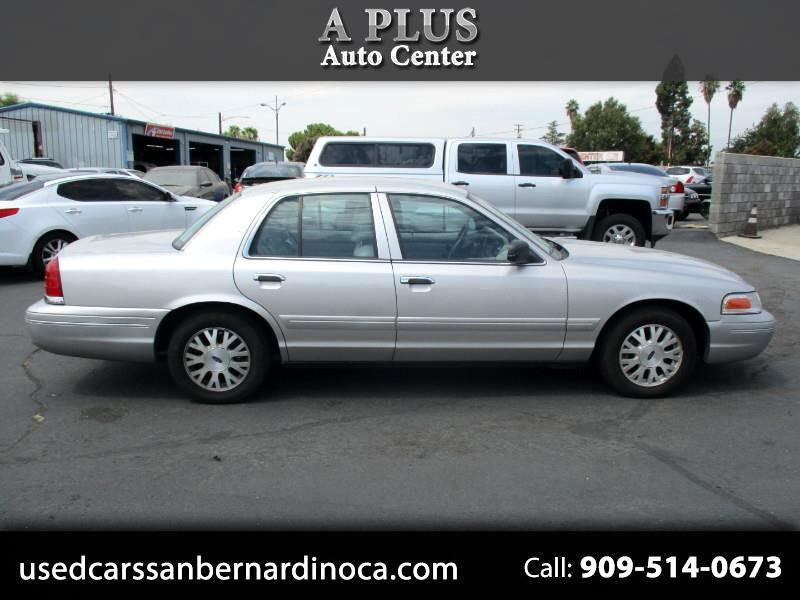 2004 Ford Crown Victoria LX