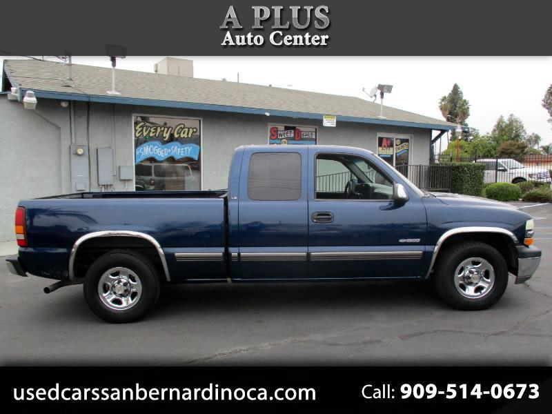 Chevrolet Silverado 1500 Ext. Cab Short Bed 2WD 2002