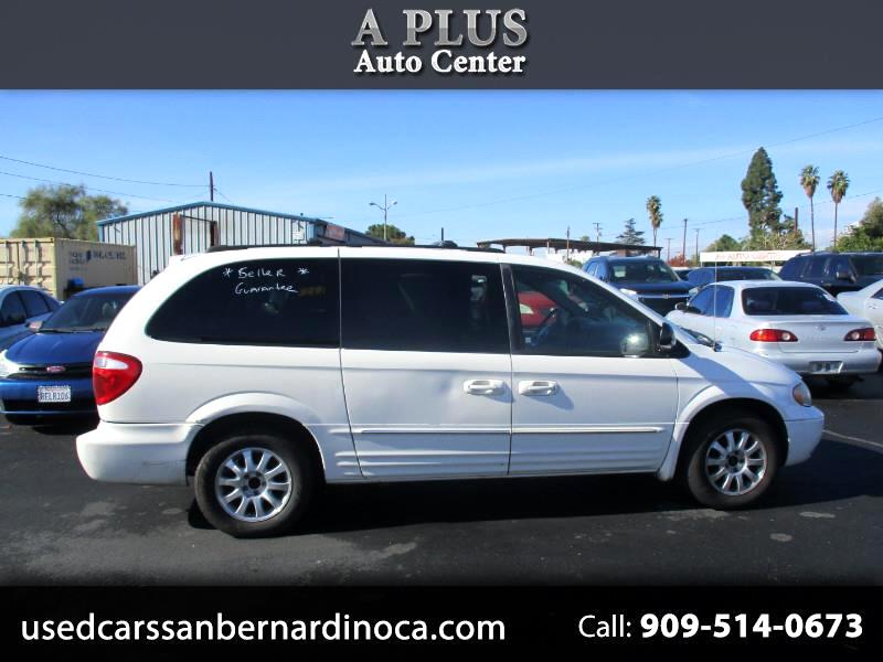 Chrysler Town & Country LXi FWD 2003