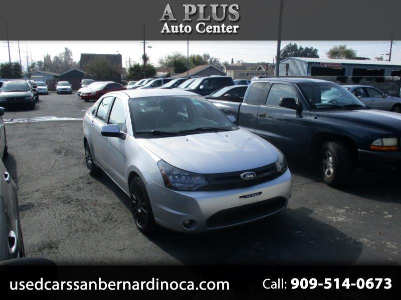 Ford Focus SES Sedan 2011