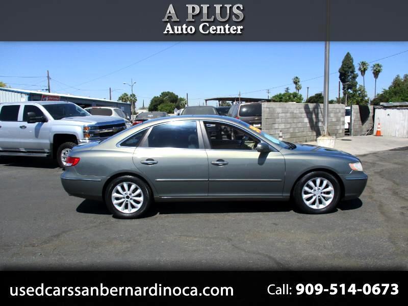 Hyundai Azera Limited 2006