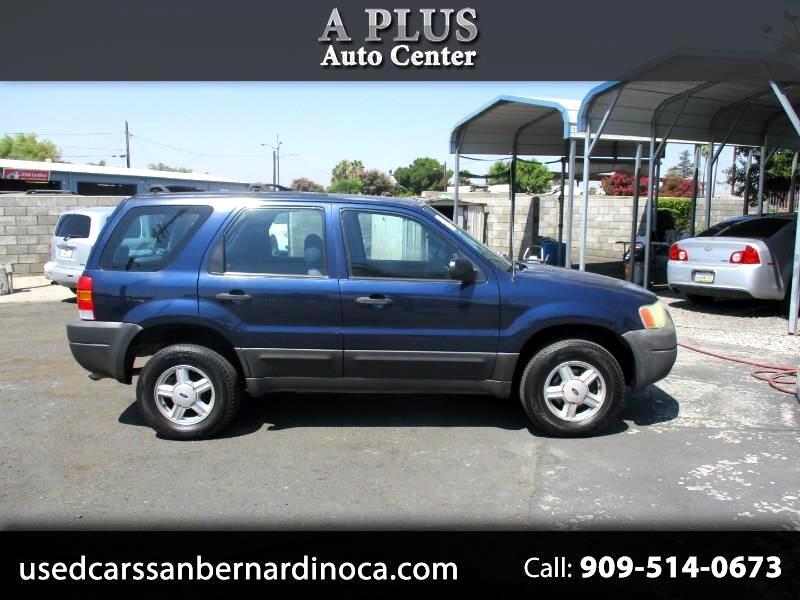 Ford Escape XLS Popular 2WD 2003