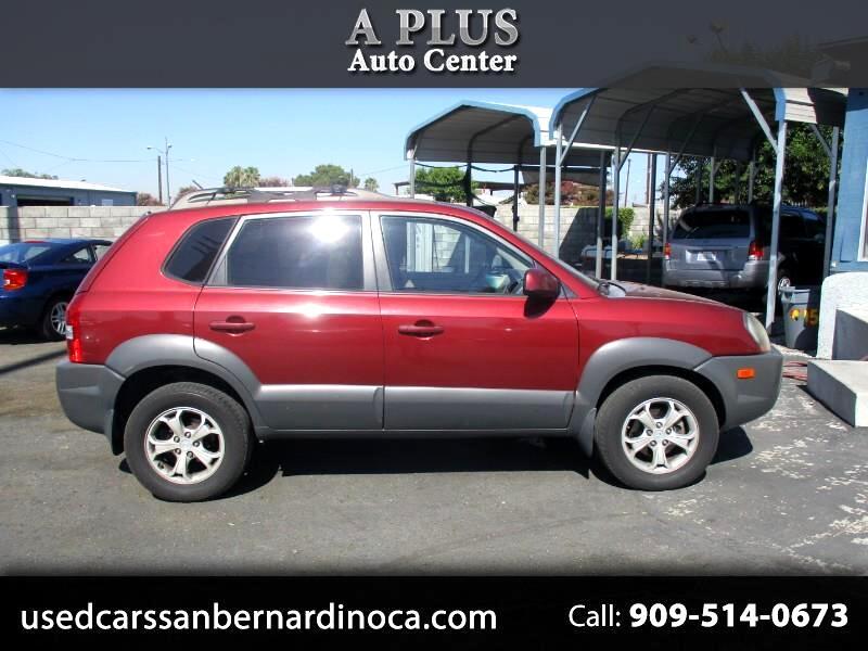 Hyundai Tucson Limited 2.7 2WD 2009