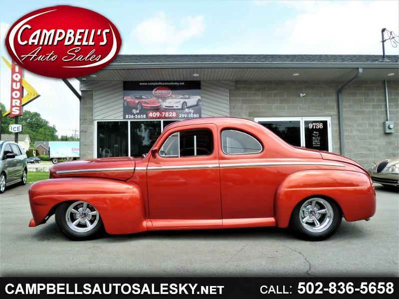 Ford DELUXE COUPE  1946
