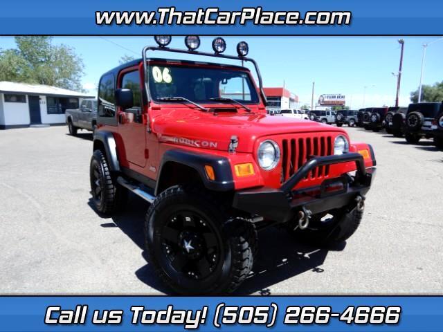 2006 Jeep Wrangler 2dr Rubicon