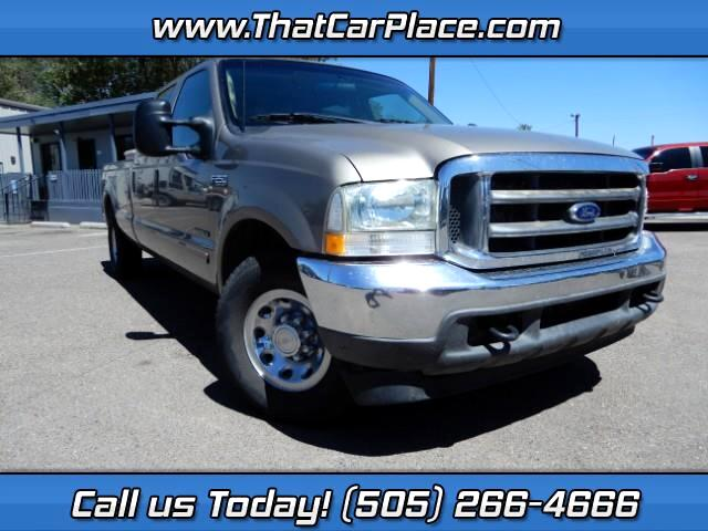 2002 Ford F-250 SD XLT Crew Cab Long Bed 2WD